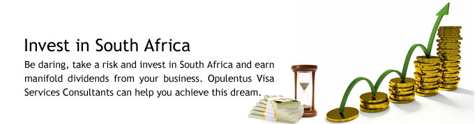 Invest in South Africa