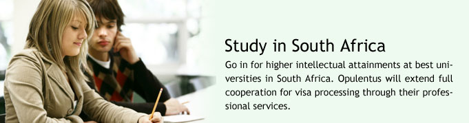 South Africa Student Visa